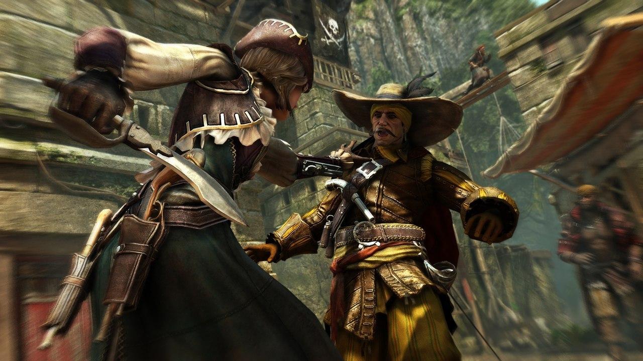 Assassin's Creed IV: Black Flag ...